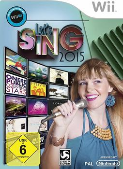 Deep Silver Lets Sing 2015 (Wii)