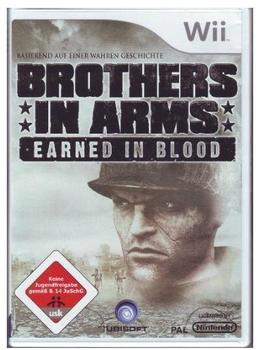 Ubisoft Brothers in Arms: Earned in Blood (Wii)