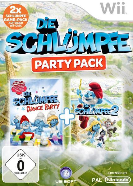 Die Schlümpfe: Party Pack (Wii)