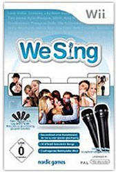 Nordic Games We Sing Inkl. 2 Mikrofonen (Bundle) (Wii)