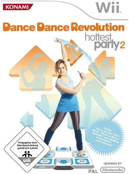 Konami Dance Dance Revolution: Hottest Party 2 (Wii)