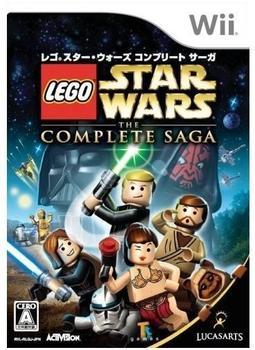Activision LEGO Star Wars: The Complete Saga (CERO) (Wii)