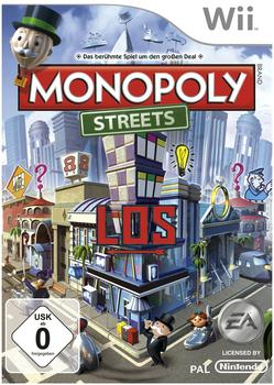ak tronic Monopoly Streets (Wii)
