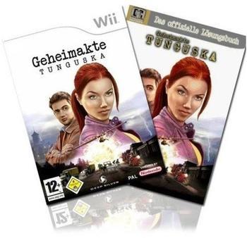 Deep Silver Geheimakte Tunguska Inkl. Lösungsbuch (Bundle) (Wii)