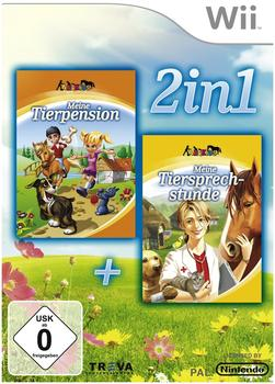 Meine Tierpension + Meine Tierklinik (Wii)