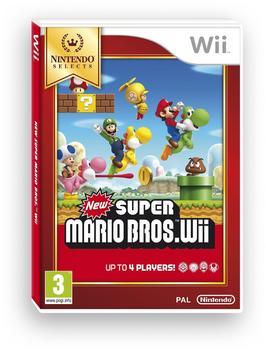 Nintendo New Super Mario Bros. (Nintendo Selects) (PEGI) (Wii)