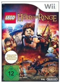 Warner Lego Herr der Ringe - Special Edition (Wii)