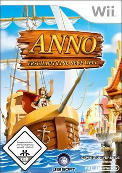 Anno - Erschaffe eine Neue Welt (Wii)