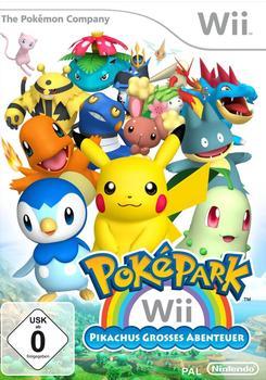PokéPark: Pikachu's großes Abenteuer (Wii)