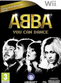 Ubisoft ABBA: You Can Dance (PEGI) (Wii)