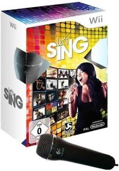 Let's Sing + 2 Mikrofone (Wii)