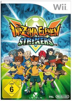 Nintendo Inazuma Eleven Strikers (Wii)