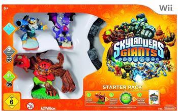 Skylanders: Giants - Starter Pack (Wii)