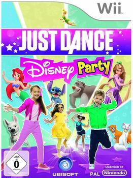 Ubisoft Just Dance: Disney Party (Wii)