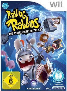 Raving Rabbids: Die verrückte Zeitreise (Wii)