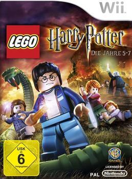 LEGO Harry Potter: Die Jahre 5 - 7 (Wii)