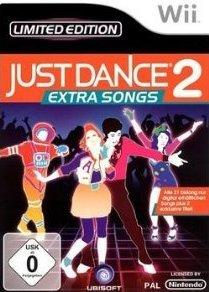Just Dance 2: Extra Songs - Limited Edition (Wii)