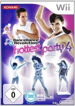 Konami DanceDanceRevolution: Hottest Party 4 (Wii)