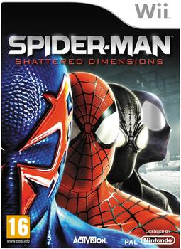 Activision Spider-Man: Shattered Dimensions (PEGI) (Wii)