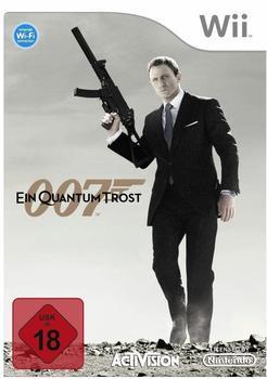 James Bond - Ein Quantum Trost (Wii)