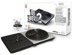 DJ Hero 2: Turntable-Bundle (Wii)
