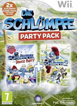UbiSoft Die Schlümpfe - Party Pack (PEGI) (Wii)