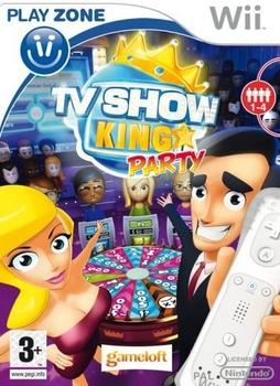 Ubisoft TV Show King Party (PEGI) (Wii)
