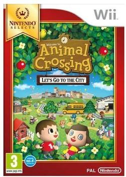 Nintendo Animal Crossing: Lets Go To The City (Nintendo Selects) (PEGI) (Wii)