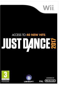 Ubisoft Just Dance 2017 (PEGI) (Wii)
