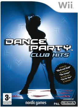 Nordic Games Dance Party Club Hits (Solus)Wii (7340044300074)
