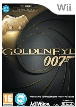 Nintendo James Bond 007: Goldeneye - Limited Edition Inkl. Controller (PEGI) (Wii)
