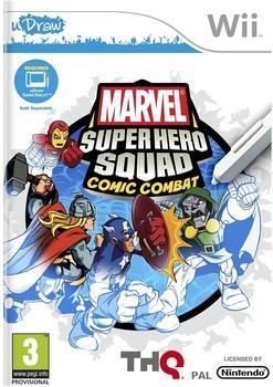 Nintendo Marvel Super Hero Squad: Comic Combat (PEGI) (Wii)