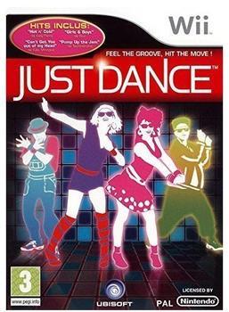 Ubisoft Just Dance (PEGI) (Wii)