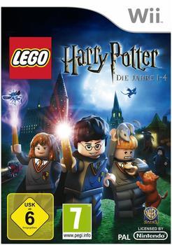 LEGO Harry Potter: Die Jahre 1 - 4 (Wii)