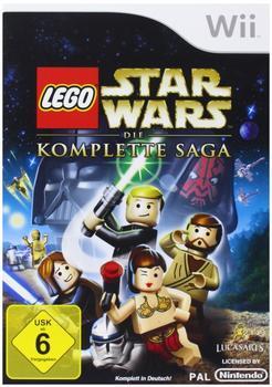 LEGO Star Wars: komplette Saga