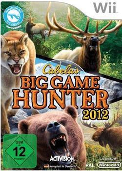 Blizzard Cabelas Big Game Hunter 2012