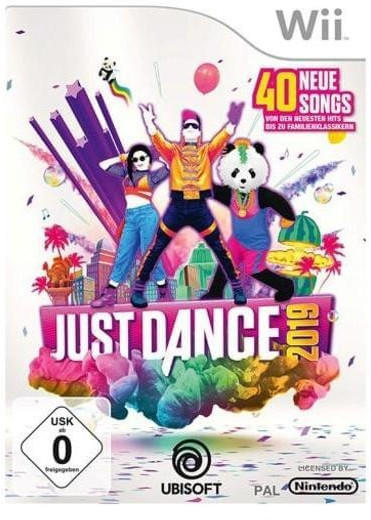 UbiSoft Just Dance 2019 Nintendo Wii