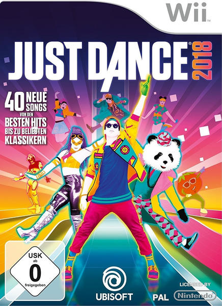 Ak tronic Just Dance 2018
