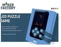 MAKERFACTORY Retro-Videospiel LED Puzzle Game ab 14 Jahre