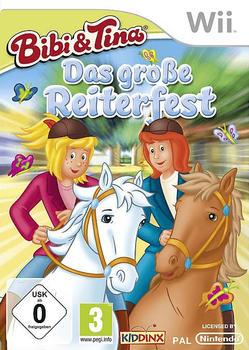 Arcade Bibi & Tina: Das große Reiterfest Wii