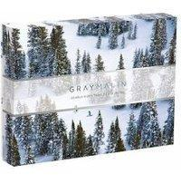 Abrams & Chronicle Books Gray Malin Snow 500 Piece Double-Sided Puzzle
