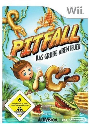 Pitfall: Das große Abenteuer (Wii)