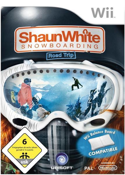 Shaun White Snowboarding Road Trip (Wii)