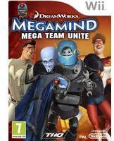 THQ Megamind: Mega Team Unite, Wii