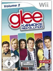 Karaoke Revolution: Glee - Volume 2 (Wii)
