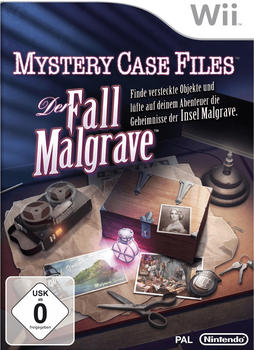Mystery Case Files: Der Fall Malgrave (Wii)