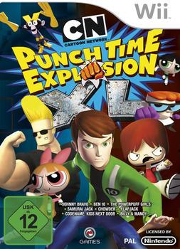 Cartoon Network: Jetzt gehts rund! (Wii)