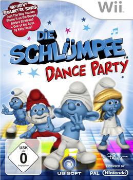 Ubisoft Die Schlümpfe: Dance Party (Wii)