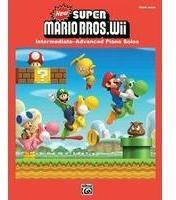 Alfred Music Publishing Super Mario Wii Edition.
