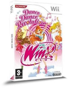 Konami Winx Club - Dance Dance Revolution